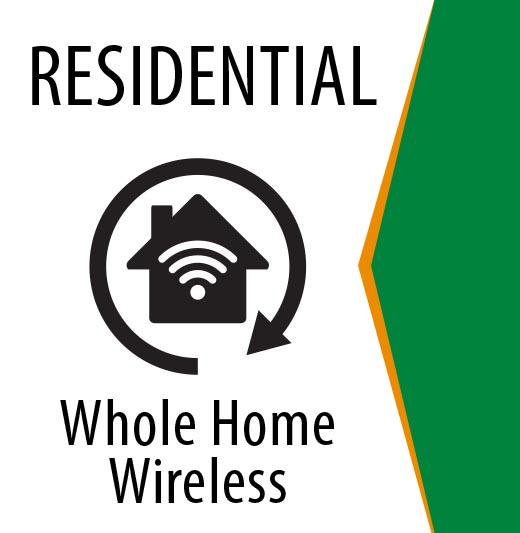 Residential Whole-Home Wireless